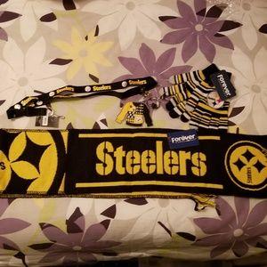 Steelers Winter Set NWT
